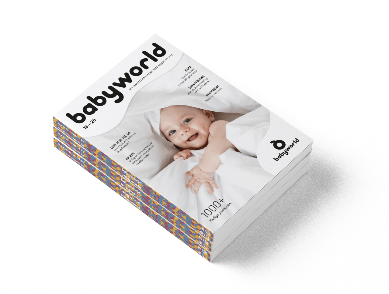 Cover Babyworld Magazine
